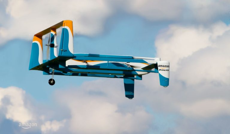 AgEagle Aerial Systems USAVS, Amazon AMZN