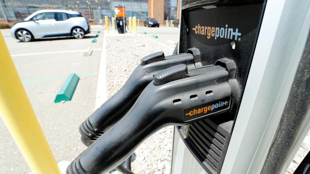 chargepoint ipo
